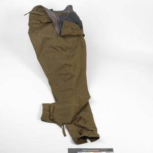 Trousers, M1935 (summer): O/Rs, Soviet Army