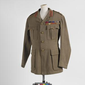 Jacket, Service Dress, 1913 Pattern: Field Marshal