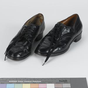Shoes, 1939 pattern, Service Dress: O/R's, WAAF