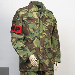 Smock, Camouflage DPM Combat Dress 1968 pattern (Corporal)