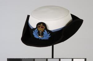 Hat (tricorn): Officer's, WRNS