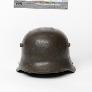 Steel Helmet,  M1916: German