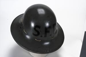 Steel Helmet, Civilian pattern: Supplementary Fire Party