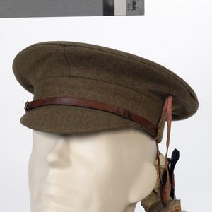 Cap, Service Dress 1905 pattern (SP 1912): O/Rs, British Army