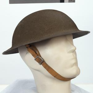 Steel Helmet, MK I Brodie pattern: British Army