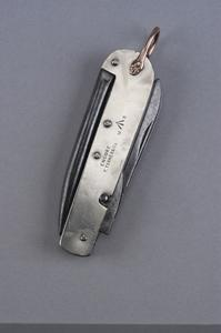 clasp knife, British Army issue (Turner 'Encore' clasp knife)