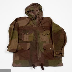 Smock, Windproof, Camouflaged: British Army