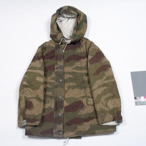 Coat, camouflage, reversible (marsh pattern to white): German