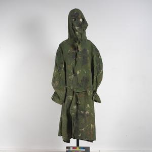 Camouflage Robe: British Sniper's