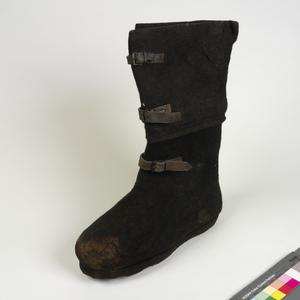 Boot (felt), Imperial German