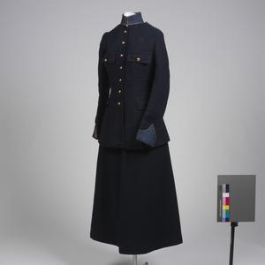 Jacket, Women's (Metropolitan Railway)