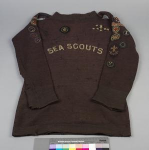 Jersey, Sea Scouts