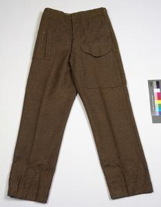 Trousers, Battledress