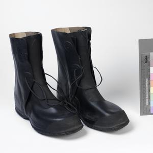 Boots, foul weather (rubber): Kriegsmarine