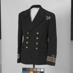 jacket, officers, No 5 dress, Engineer Commander Royal Navy