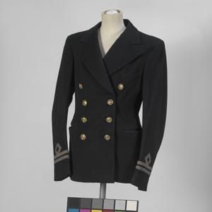 Jacket, Service Dress: WRNS (Second Officer)