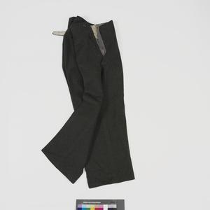 Trousers, M1940 Service Dress: O/Rs, German Army