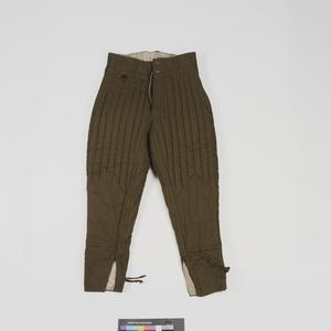 Trousers, M1941 winter dress: Soviet