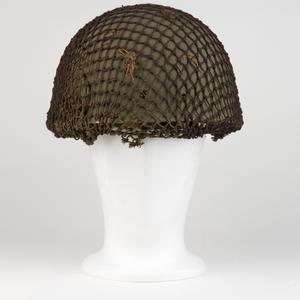 Steel Helmet, Airborne Troops MKII with net.