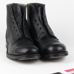 Boots, ankle length ('ammunition boots'), O/Rs