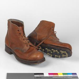 Boots, Australian jungle pattern