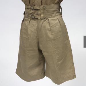 Shorts, Tropical Khaki Drill: British