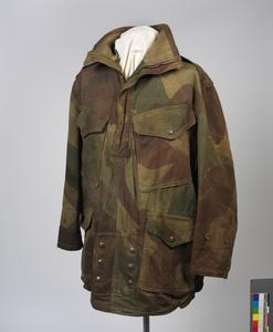 Denison Smock, Airborne Troops: British Army