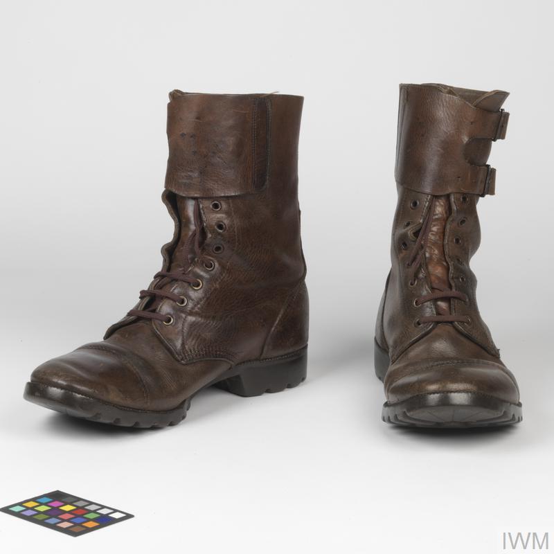 Boots Combat Rhodesian Uni 5338