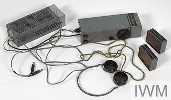 Receiver, M.C.R.1 Miniature Communications Receiver, British