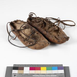 Sand Shoes, hide (Turkish)