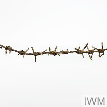Collection: barbed wire, German