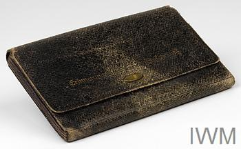 wallet, leather