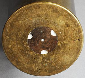 shell cartridge with lid
