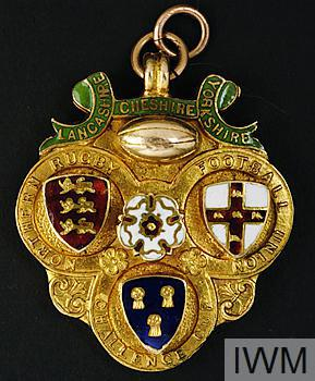 Sport's Medal, Northern Rugby Football Union 1912-13, Winner's Medal