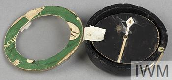compass, as used by Oliver Philpot during his escape from Stalag Luft III