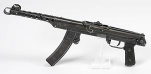 PPS 43 submachine-gun
