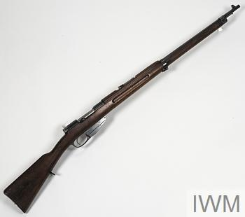Romanian Mannlicher M1893 Rifle