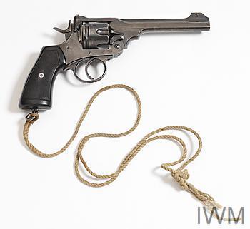 Webley .455 Mark 6 (VI military)