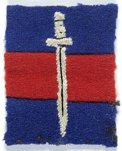 badge, formation, 33rd Independent Infantry Brigade (Guards) & 33rd Guards Brigade
