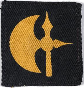 78 Div Badge