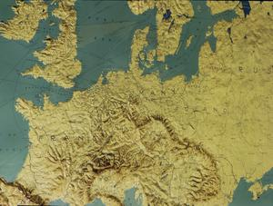 EUROPE DURING THE SECOND WORLD WAR