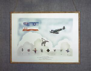 POLISH FIGHTER SQUADRONS SERVING WITH THE ROYAL AIR FORCE DURING THE SECOND WORLD WAR