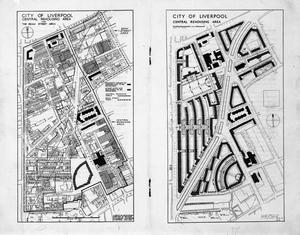 POST WAR PLANNING AND RECONSTRUCTION IN BRITAIN: CITY OF LIVERPOOL CENTRAL REHOUSING SCHEME