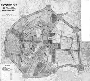 POST WAR PLANNING AND RECONSTRUCTION IN BRITAIN: THE RECONSTRUCTION OF COVENTRY