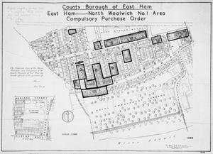 POST WAR PLANNING AND RECONSTRUCTION IN BRITAIN: EAST LONDON