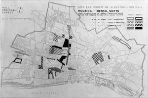 POST WAR PLANNING AND RECONSTRUCTION IN BRITAIN: HULL REGIONAL SURVEY