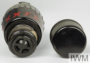 British No 69 Mark I hand grenade, 000000