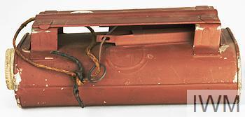 British No 75 Mark II anti-tank hand grenade (and anti-personnel mine),  000000