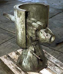 """57mm Maxim-Nordenfelt """"Sockel"""" Gun"""