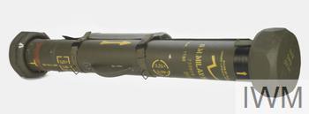 launch tube GM Anti-Tank MILAN (MUN 103)